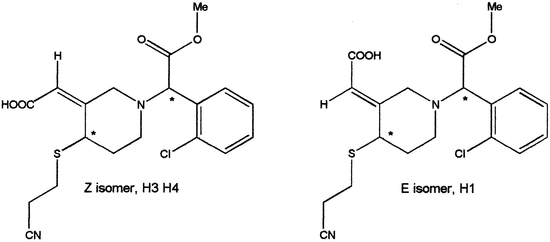 Structure And Stereochemistry Of The Active Metabolite Of