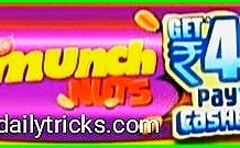 PayTM Munch Offer