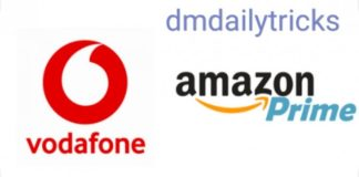 Amazon vodafone Offer