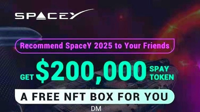 Spacey2025 airdrop