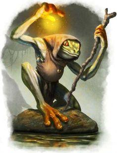 bullywug-shaman