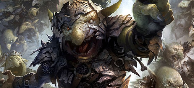 4 Ogre Support Monsters for Dungeons & Dragons 5e: Brute