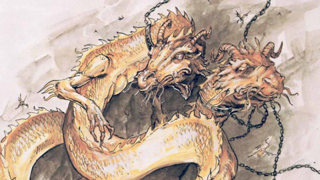 Mated Astral Dragons for 5th Edition D&D