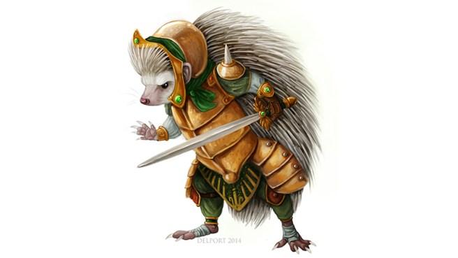 pokee-warrior