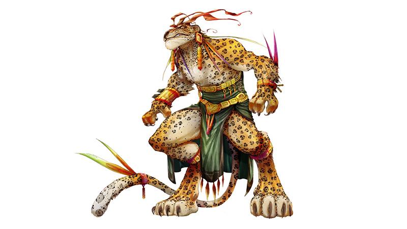 tecuani-brujo