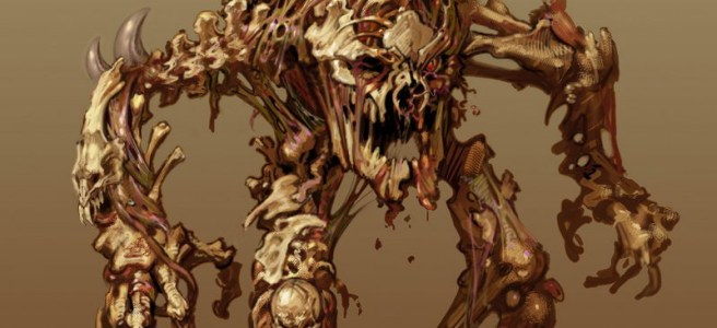 Bone Golems for Dungeons & Dragons Fifth Edition – Dungeon