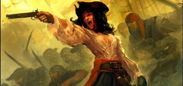 Pirate Class | New Player Option for Dungeons & Dragons