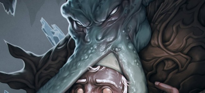 Mind Flayer Template | Monster for Dungeons & Dragons Fifth Edition