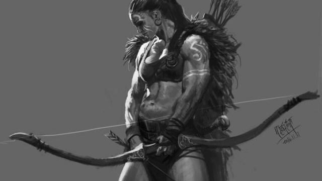 barbarian-archer