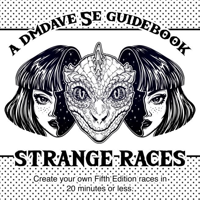 strangeraces
