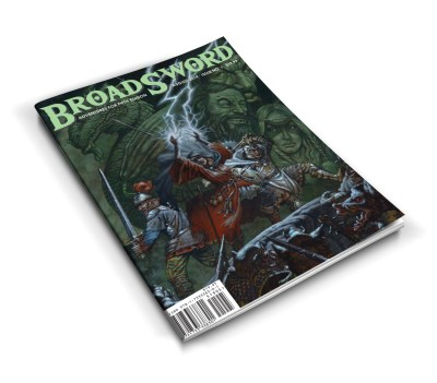 DMDave Broadsword issue 1