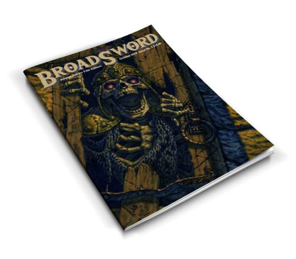 DMDave Broadsword issue 2