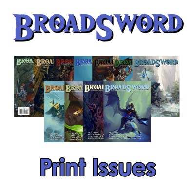 BroadSword Monthly (Print)