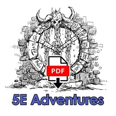 5E Adventures (PDF)