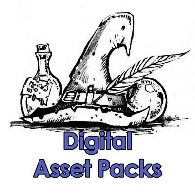 Digital Asset Packs