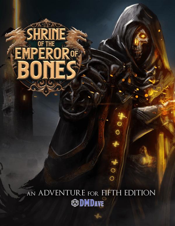 Emperor of Bones poster