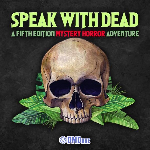 Speak With Dead Digital Assets