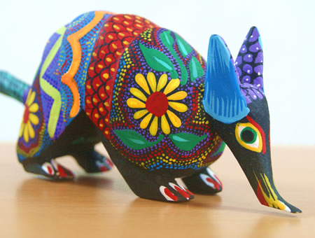 Alebrije were excluded from Boricubos: Latin American Monsters & Adventures