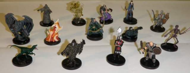 Top miniatures gallery