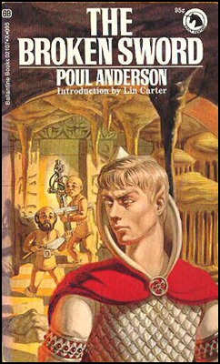 Poul Anderson's The Broken Sword 1971 edition