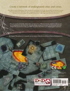 DN5 Urban Underdark back cover