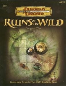 DT4 Ruins of the Wild front cover
