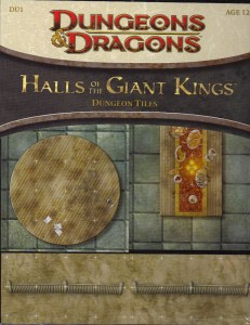 DU1 Halls of the Giant Kings front cover