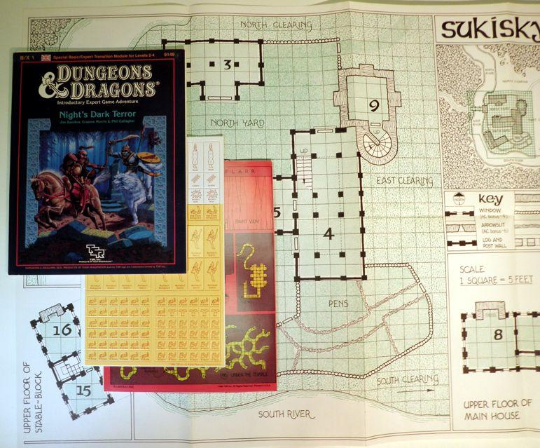 DMDavid | Dungeons & Dragons design, advice, tools and inspiration