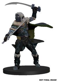 Drizzt Do'Urden D&D Miniature