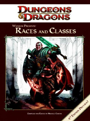 Character roles appear in 4th edition D&D, disappear in 5th