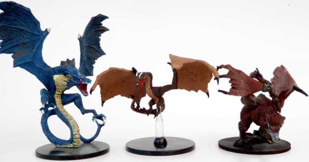 Pathfinder, Tyranny, and Aberrations Wyverns