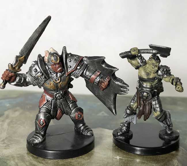 How D&D Shed the Troubling Implications of Half -Orcs | DMDavid