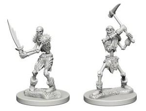 Nolzur's Marvelous Unpainted Minis: Skeletons