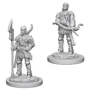 Deep Cuts Unpainted Miniatures: Town Guards
