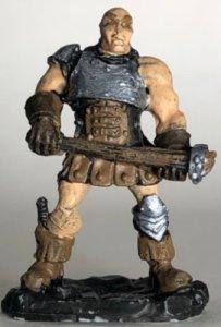 Reaper Bandit Knocker (sold unpainted)
