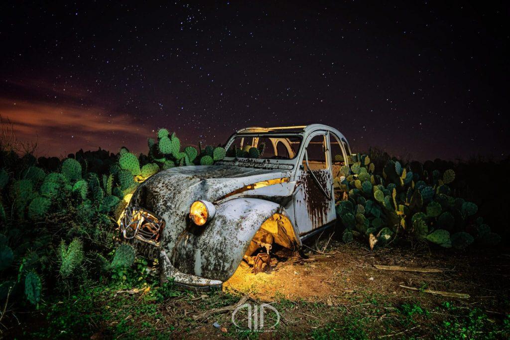 nocturna 2cv dmdfotografia