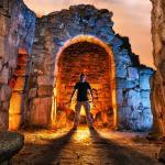 El guardián de las linternas – Siluetas en la noche