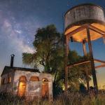 Ratas solitarias en el viejo rancho