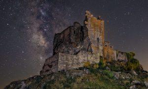 Señor de las estrellas y guardían de la luna, Castillo de Trevejo - DMD Fotografía