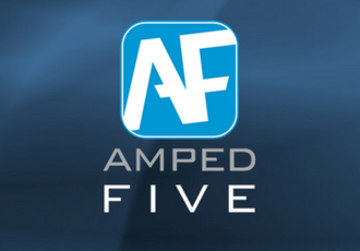 Amped Five Logo