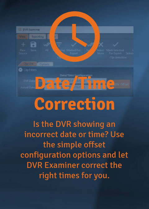 DVR Data Recovery with DVR Examiner - DME Forensics