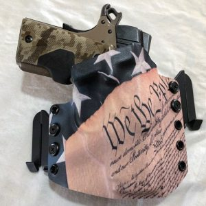 Pancake holster for 1911