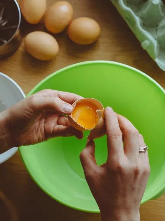 que faire avec des blancs d'œufs ?