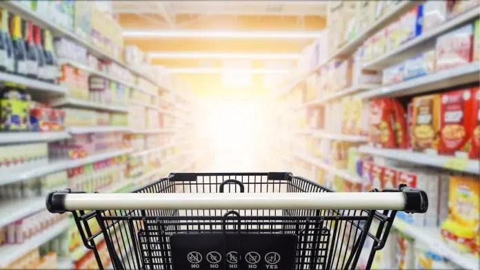 ticket restaurant supermarché