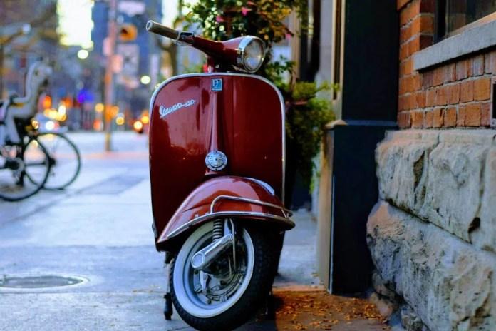 prix d'un scooter