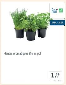 herbes aromatiques lidl