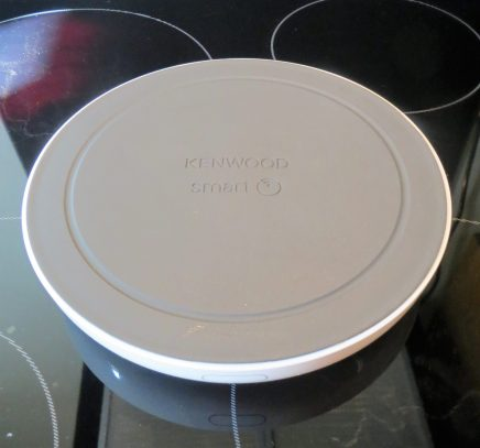 Kenwood kCook Multi Smart balance connectée
