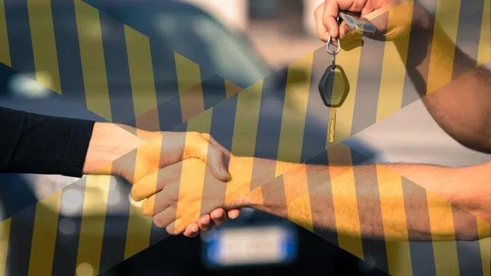 arnaque vente voiture