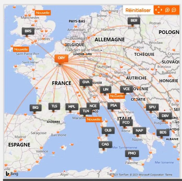 easyjet avis carte ou volons nous pour choisir une destination
