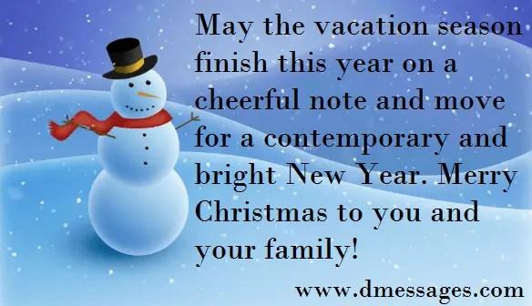 Inspirational 2018 Christmas Messages